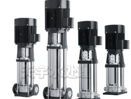 LVR(S)系列立式多级离心泵