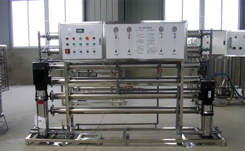 反渗透技术在纯水制取工艺中的发展及应用