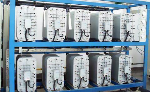 电渗析用超纯水设备