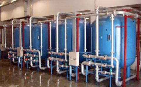 锅炉水处理操作步骤