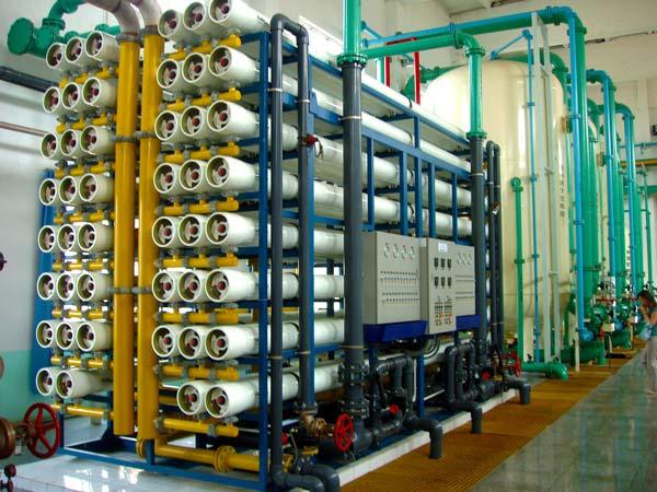 企业选择水处理设备和反渗透水处理设备得重要性!