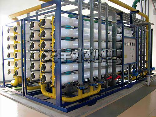 工业反渗透水处理设备-有机工业废水处理的基本方法和基本技术途径