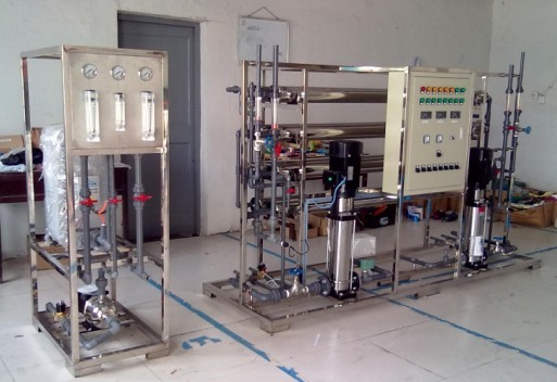 EDI超纯水设备-edi超纯水设备组件特点简要分析