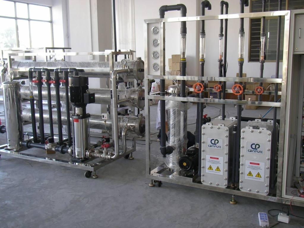 工业超纯水处理设备