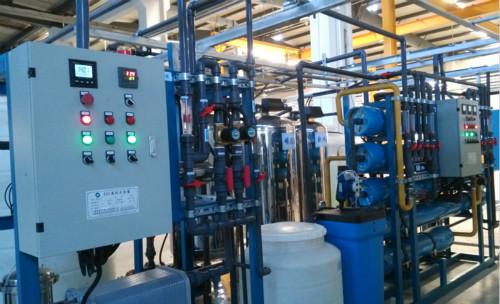 EDI超纯水设备-超纯水设备采用DEI装置有哪些好处