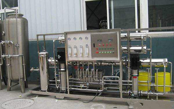 EDI超纯水设备-选择使用EDI超纯水设备的优点