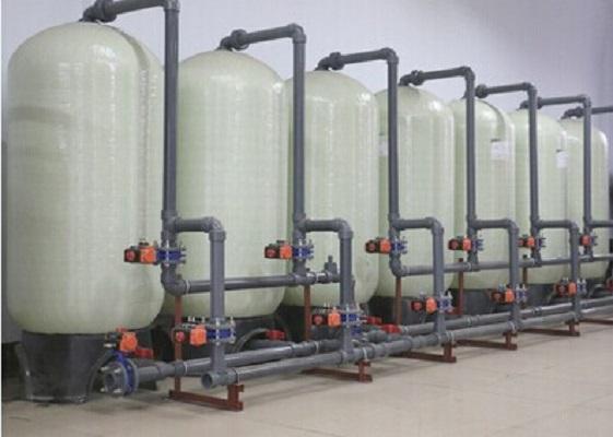 锅炉软化水设备-锅炉软化水设备的再生过程