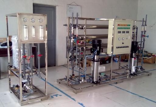 EDI超纯水设备-超纯水设备使用过程中出水量减少怎么办?