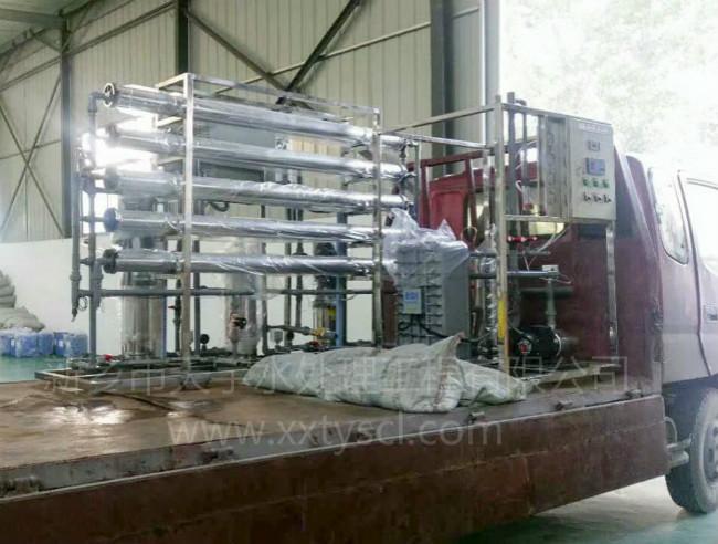 EDI超纯水设备-EDI设备的专业解释