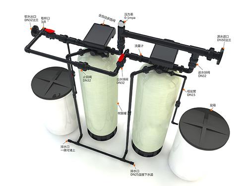 锅炉软化水设备-锅炉软化水设备运行注意事项