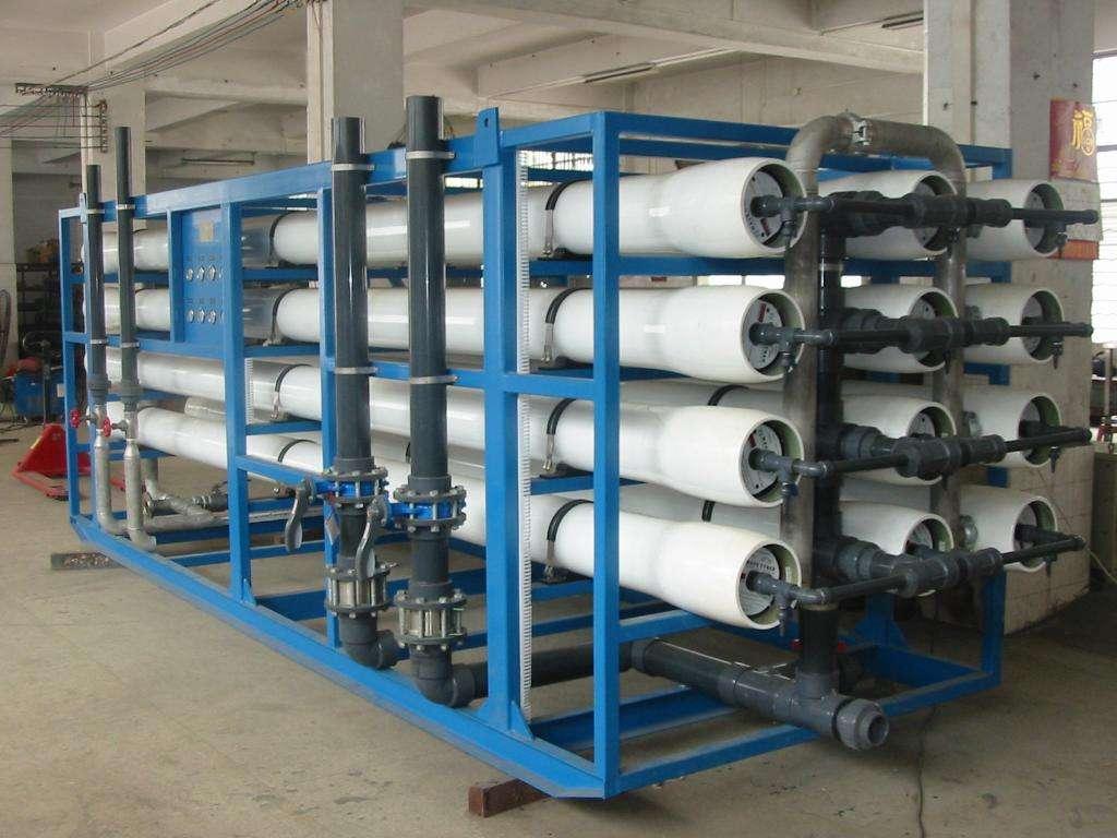 纯净水设备-对纯净水设备中预处理工作的简单概述