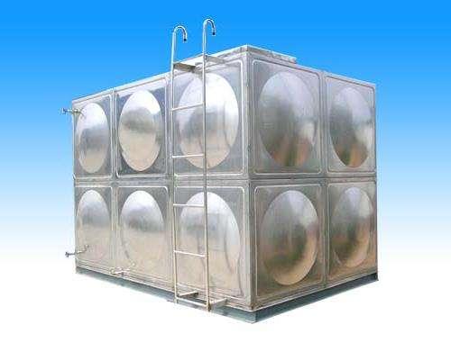 原水水箱-水处理设备中原水水箱的分类及介绍