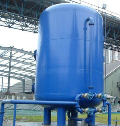 石英砂过滤器-石英砂过滤器在软化水设备中起到什么作用?