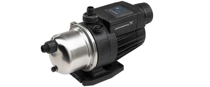 增压泵-纯净水设备中增压泵的主要作用是什么?