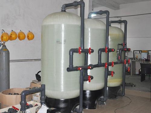 井水除铁锰设备-如何区分井水含量是泥沙过量还是铁锰过量!