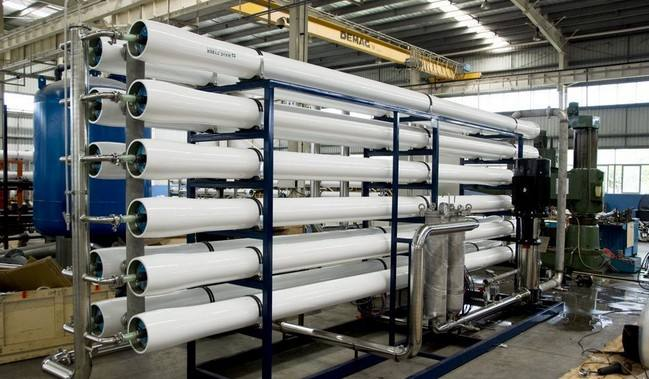 反渗透设备与超滤设备的主要区别是什么