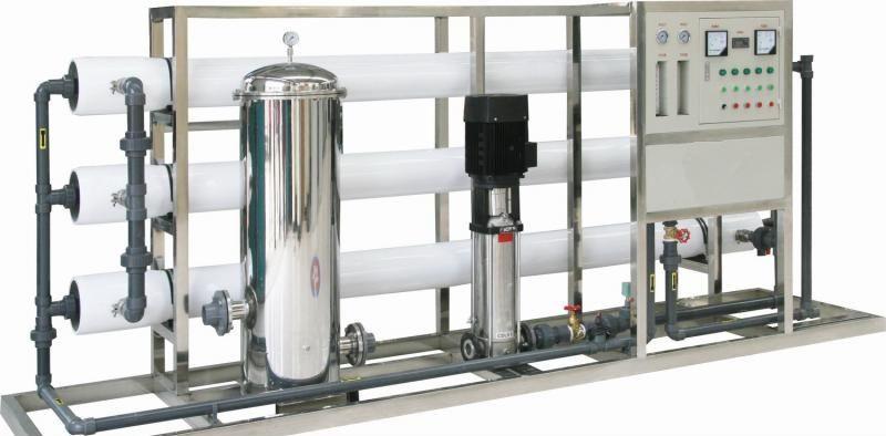 反渗透设备-如何处理反渗透设备结垢问题?