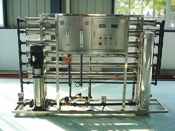 反渗透设备-一级反渗透设备和二级反渗透设备有什么区别