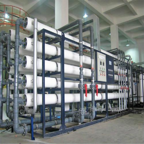 工业EDI超纯水设备-影响超纯水设备使用寿命的原因有哪些?