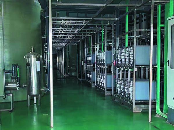 工业EDI超纯水设备