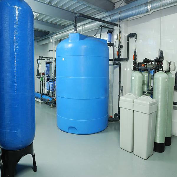 选择软化水设备时应注意什么?