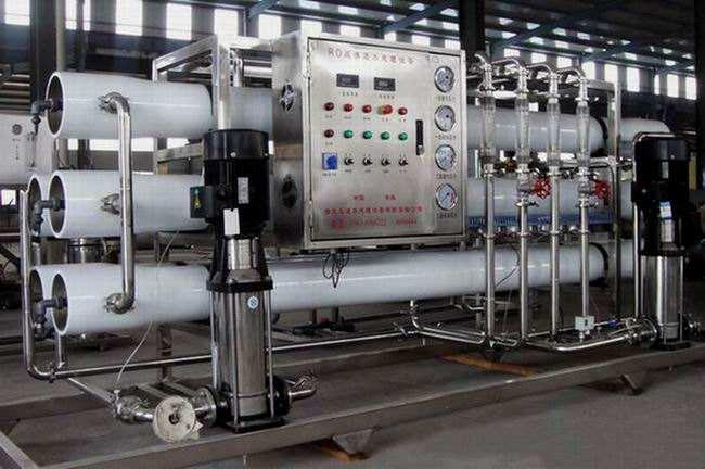 为了使净水设备达到应用效果,各大企业也在不断提升设备配件质量