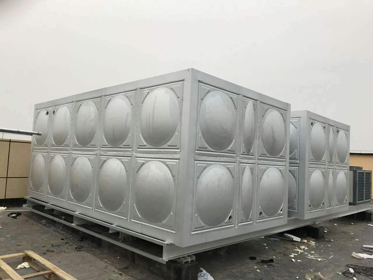 不锈钢水箱漏水用胶粘剂渗透法修补水箱裂纹