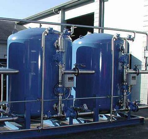 软化水设备如果出现出水不符合软化水硬度标准,可以立即维修