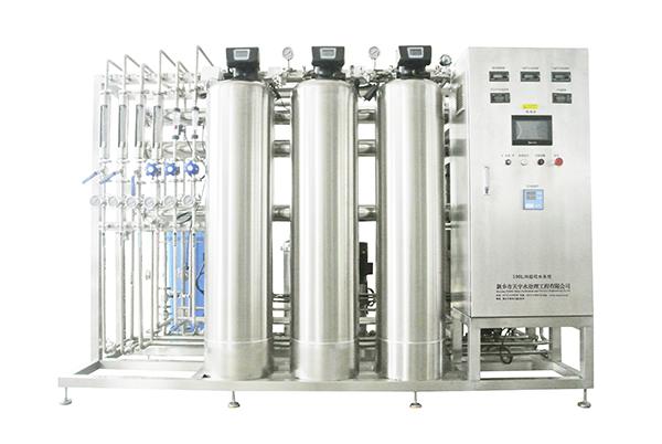 超纯水设备成功案例