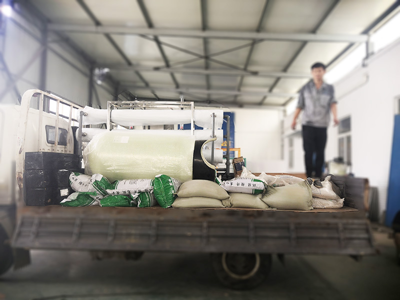 5T/H反渗透水处理设备