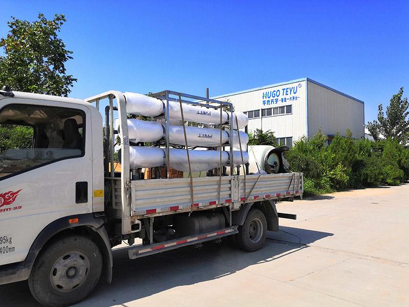 6吨单级反渗透设备