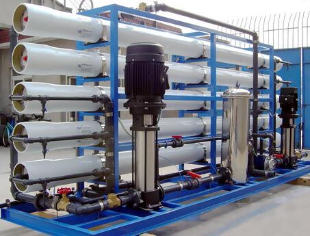 反渗透纯净水设备中加阻垢剂有什么好处?
