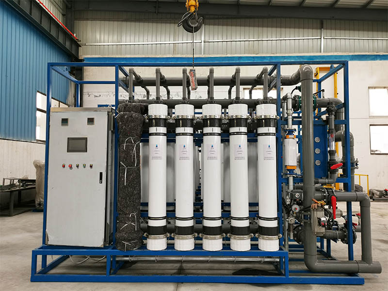 40T超(chao)濾水處理設備