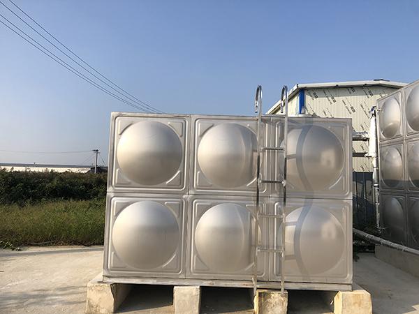 牧原集团颍泉厂区超滤设备安装现场